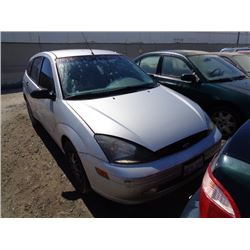 FORD FOCUS 2003 APP  DUP/T-DON