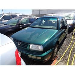 VW JETTA 1997 T-DONATION