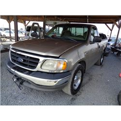 FORD F-150 2002 O/S-TITLE