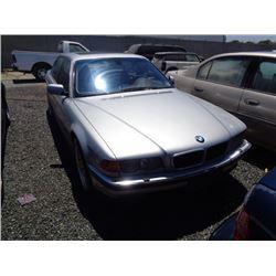 BMW 740IL 2000 APP  DUP/T-DON