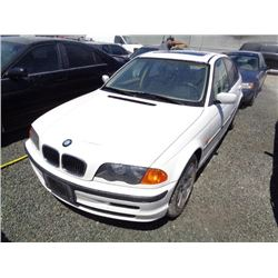 BMW 323I 2000 T-DONATION
