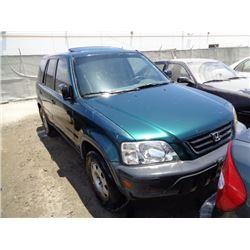 HONDA CRV 1999 T-DONATION