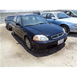 HONDA CIVIC 1998 APP  DUP/T-DON