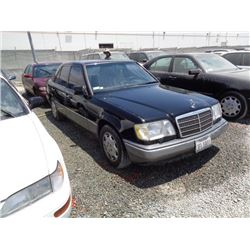 MERCEDES E420 1994 L/S-DONATION