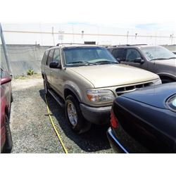 FORD EXPLORER 1999 T-DONATION