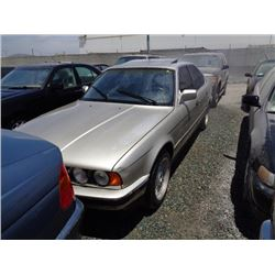 BMW 525I 1990 T-DONATION