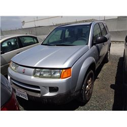 SATURN VUE 2003 T-DONATION