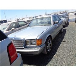 MERCEDES 300SD 1983 T-DONATION