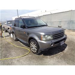 LAND ROVER RANGE ROVER 2008 T-DONATION