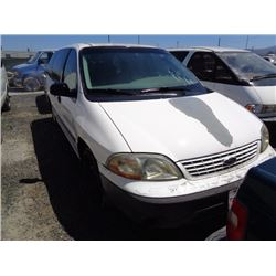 FORD WINDSTAR 2001 L/S-DONATION