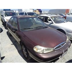 FORD CONTOUR 2000 T-DONATION