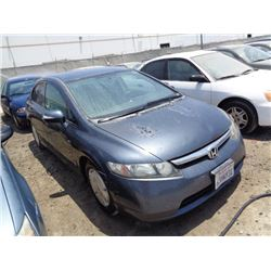 HONDA CIVIC 2007 APP DUP SALV-DON