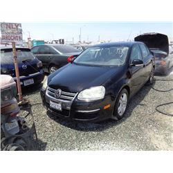 VW JETTA 2007 T-DONATION