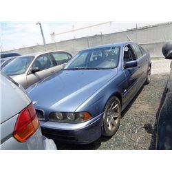 BMW 525I 2002 T-DONATION