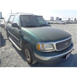 FORD EXPEDITION 2000 T-DONATION