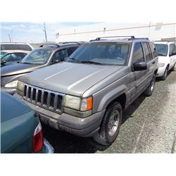 JEEP GR CHEROKEE 1998 T-DONATION