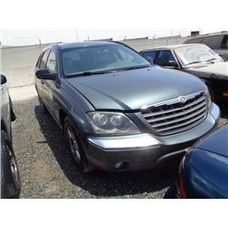 CHRYSLER PACIFICA 2004 L/S-DONATION