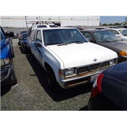 NISSAN TRUCK 1995 O/S T-DONATION