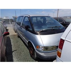 TOYOTA PREVIA 1991 APP  DUP/T-DON