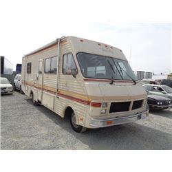 CHEVROLET FLEETWOOD BOUNDER 30 1987 T-DONATION
