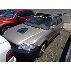 HONDA CIVIC 2000 T-DONATION