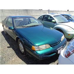 FORD THUNDERBIRD 1994 T-DONATION