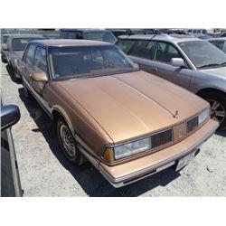 OLDSMOBILE DELTA 88 1988 APP  DUP/T-DON