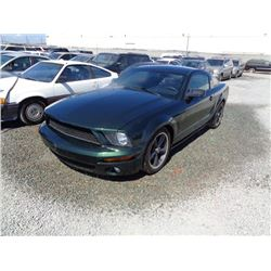 FORD MUSTANG GT 2008 T-DONATION