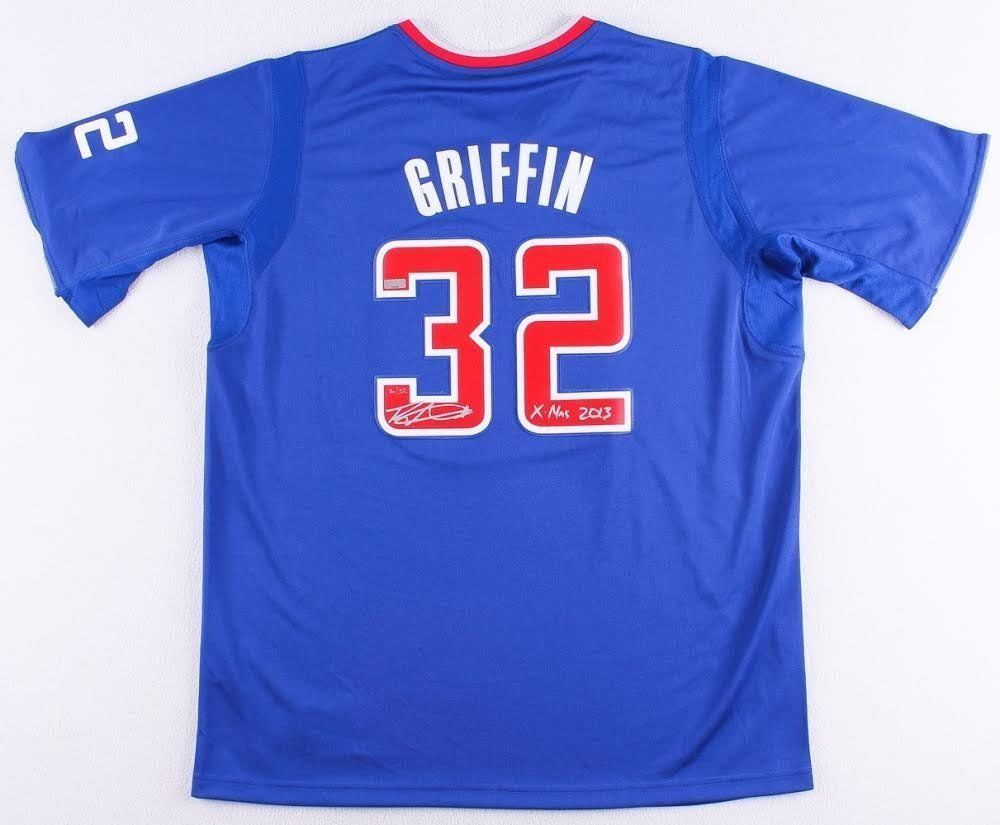 0117cb94dad Image 1   Blake Griffin Signed Clippers Limited Edition Jersey Inscribed