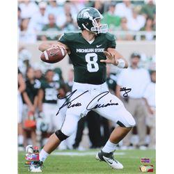Kirk Cousins Signed Michigan State Spartans 16x20 Photo (Radtke Hologram)