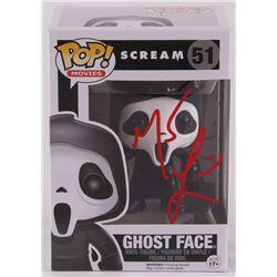 Matthew Lillard Signed Ghost Face  Scream  Funko Pop Vinyl Figure (Radtke COA)
