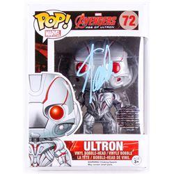 """Stan Lee Signed """"Ultron"""" Marvel Funko Pop Figure (Lee Hologram)"""