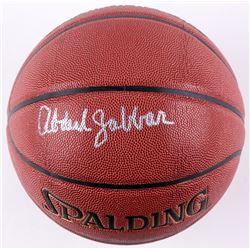 Kareem Abdul-Jabbar Signed Spalding Full-Size Basketball (JSA COA)