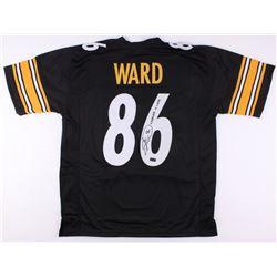 "Hines Ward Signed Steelers Jersey Inscribed ""Steeler 4 Life"" (Radtke COA)"