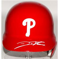 JIm Thome Signed Phillies Full-Size Authentic On-Field Batting Helmet (JSA COA)