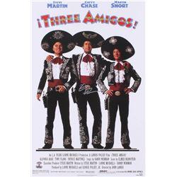 "Chevy Chase Signed ""Three Amigos"" 12x18 Photo (Press Pass Collectibles COA)"