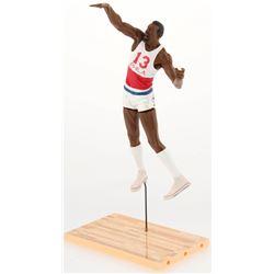 "Wilt Chamberlain 76ers 13"" Figurine"