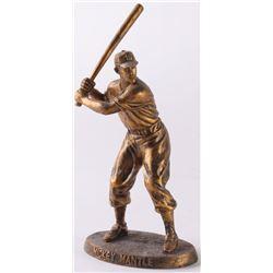 "Mickey Mantle Yankees Hartland 8"" Figurine"