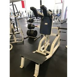 CYBEX WHITE / BLUE VERTICAL SQUAT