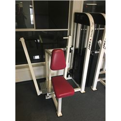 APEX LADY VERTICAL ROW WEIGHT MACHINE