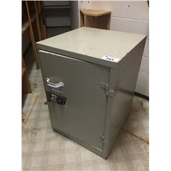 LARGE FIREPROOF COMBINATION SAFE
