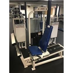 LIFE FITNESS STRENGTH SEATED LEG PRESS WEIGHT MACHINE