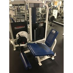 LIFE FITNESS STRENGTH SEATED LEG EXTENSION WEIGHT MACHINE