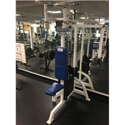 LIFE FITNESS STRENGTH PEC FLY/REAR DELT WEIGHT MACHINE