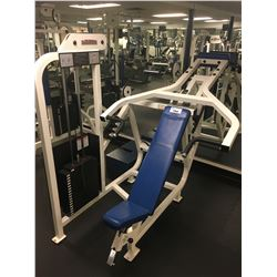 LIFE FITNESS STRENGTH INCLINE CHEST PRESS WEIGHT MACHINE