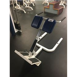 CYBEX AB/BACK WEIGHT BENCH