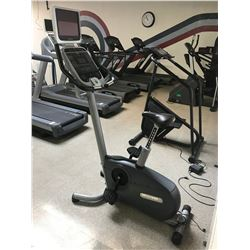 PRECOR 846I UPRIGHT EXERCISE BIKE WITH CARDIO THEATER SYSTEM