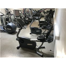 PRECOR 846I RECUMBENT EXERCISE BIKE WITH CARDIO THEATER SYSTEM