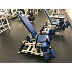 HAMMER STRENGTH WHITE / BLUE SEATED ADDUCTOR