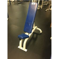 CYBEX ADJUSTABLE SEATED WEIGHT BENCH